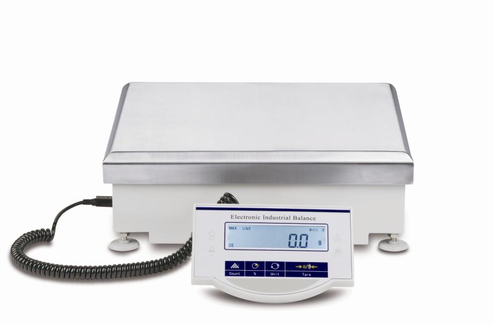 工业型电子天平30kg 0.1g 0.5g 1g